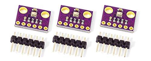 MissBirdler 3 stück Luftdruck Sensor Altimeter Temperatursensor I2C BMP280 BMP 280 Breaktout Board Modul für Arduino Rasperry Pi