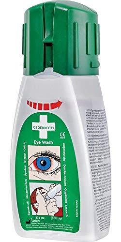 Douche oculaire 235 ml de poche CEDERROTH - Unité(s)