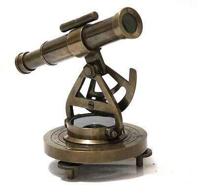 Nautical Antique Alidade Compass 6