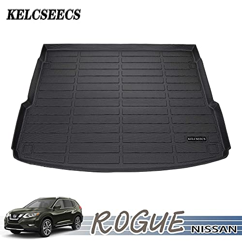 KELCSEECS Cargo Liner for Nissan Rogue 2014 2015 2016 2017 2018 2019 2020 Waterproof and Easy to Clean…