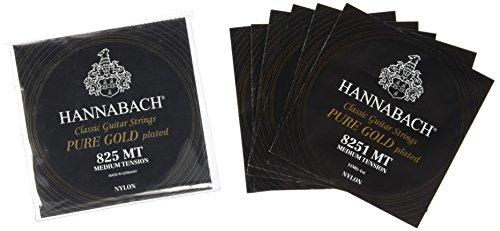 Hannabach 652637.0 - Cuerdas para guitarra clásica