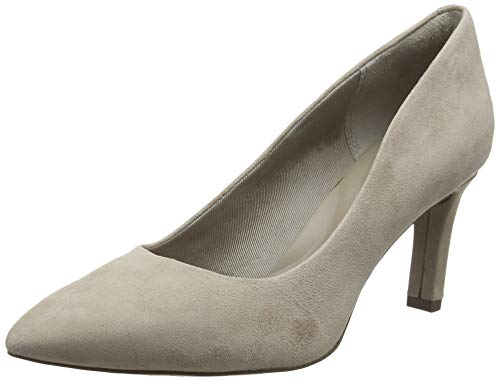 Rockport Damen Total Motion Valerie Luxe Pumps, Grau (Dove Grey 001), 38 EU (5 UK)