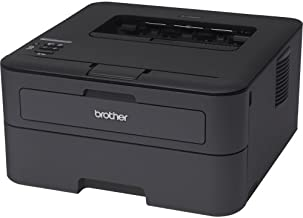 Brother HL-L2340DW Laser Printer - Monochrome - 2400 x 600 dpi Print - Plain Paper Print - Desktop - 26 ppm Mono Print - 250 sheets Input - Automatic Duplex Print - LED - Wireless LAN - USB - HL-L2340DW