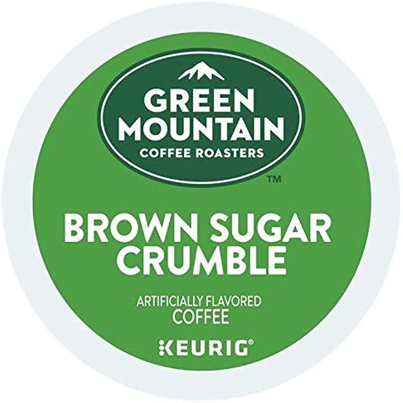 Green Mountain Coffee Brown Sugar Crumble Donut Keurig K Cups 72 Count By Green Mountain Coffee