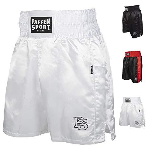 Paffen Sport «Allround» Boxerhose; Farbe: Weiß; Größe: XL
