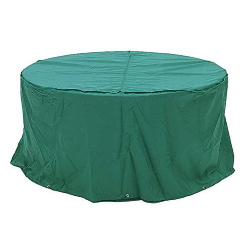 XiuHUa Stofafdekking - outdoor patio meubilair afdekplaat tafel en stoelhoes, patio cover, lounge veranda bank beschermer, zware plicht waterdicht balkon mechanische apparatuur cover, verkrijgbaar in een verscheidenheid van s