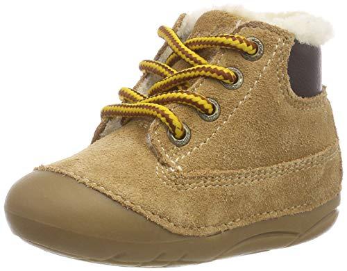 Lurchi Unisex Baby FERDI Sneaker, Beige (Tan 27), 18 EU