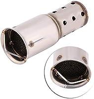 Acouto 51 mm uniwersalny motocykl rura wydechowa tłumik wkładka DB Killer eliminator hałasu (styl 2)