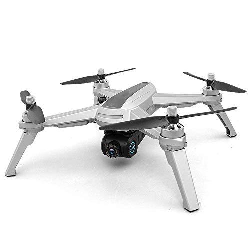 LIANYANG Drone Remote Control Aircraft 1080 GPS Position 2K Brushless HD Fotografia Aerea Trasmissione di Immagini in Tempo Reale con Drone Fotocamera grandangolare Motore brushless Foto,2