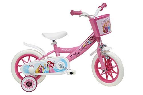 PRINCESAS Bicicleta 12