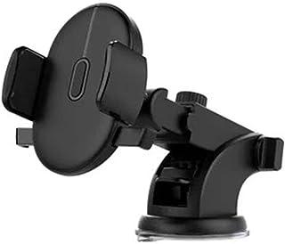 Bilfäste ABS sugkopp Multifunktions bilnavigeringsfäste Lämplig för instrumentpanelens vindruta black-style 3