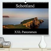 Schottland - XXL Panoramen (Premium, hochwertiger DIN A2 Wandkalender 2022, Kunstdruck in Hochglanz): Impressionen aus Schottland im Panoramaformat (Monatskalender, 14 Seiten )