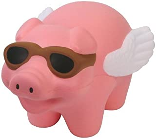 Flying Pig Stress Toy by Ariel