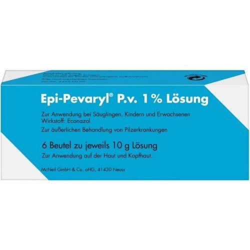 Epi Pevaryl P.v. Lösung in Beuteln, 6 St.