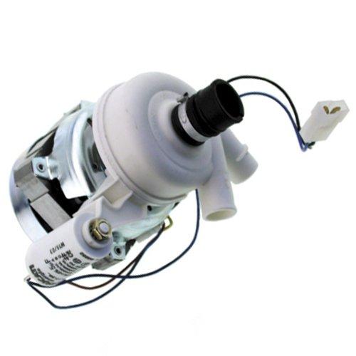 Easyricambi Motore Pompa INDESCO 950H1I 60W 2 CONTATTI - Codici 055946 - C00055946 INDESIT ARISTON - MOTOPOMPA Lavaggio per LAVASTOVIGLIE