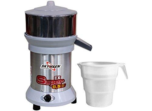 Extrator de Suco Aço Inox 0,5 CV Bivolt - 61942.6 - Skymsen - 0SN 873