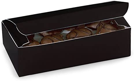 Pack Of 100 Black Max 60% OFF Candy In a popularity Boxes 1 3.5 Lb Made X 2