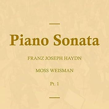 Haydn: Piano Sonata, Pt.1