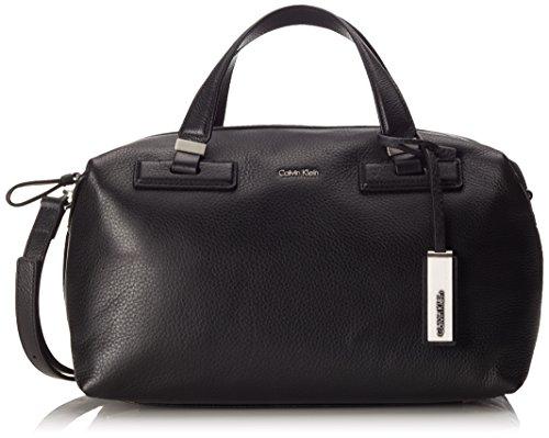Calvin Klein Jeans Kate Duffle, bolsa de medio lado para Mujer, Negro (Black 001), 18x20x33 cm (B x H x T)