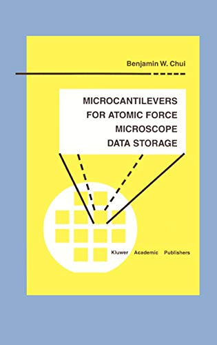 Microcantilevers for Atomic Force Microscope Data Storage (Microsystems, 1)