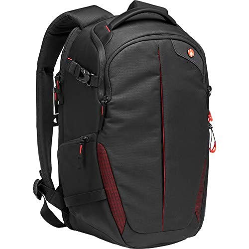 Manfrotto RedBee-110, Professional Photography Camera Bag Backpack, for CSC Premium Cameras with Lens, with Pocket for 13' PC and Tablet, with Flexible Internal Divider System, Attachment for Tripod
