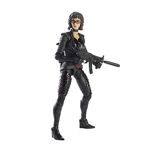 G.I. JOE Classified Series Snake Eyes Origins Baroness Figur zum Sammeln, 15 cm großes Premium Spielzeug, spezielle Verpackung, Multi