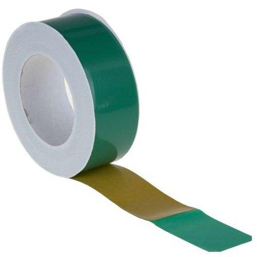 Dampfsperrklebeband grün 50mm x 25m - Hochleistungsklebeband für Dampfsperrfolie Dampfbremsfolie Dampfbremse Dampfsperre, universell einsetzbar