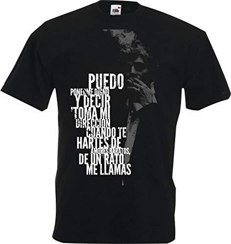Desconocido Camiseta Joaquíin Sabina (s)