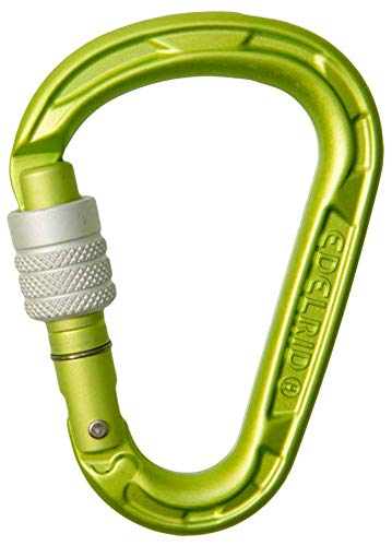 EDELRID HMS Strike Screw, Model:Screw;Color:Oasis
