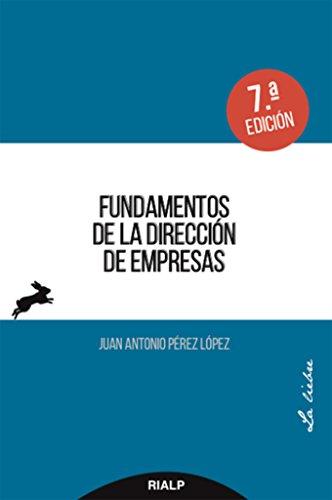 Fundamentos De La Direccion De Empresas (La Liebre)