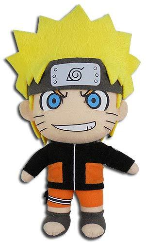 Great Eastern Entertainment Naruto Shippuden - Naruto Plush 8''