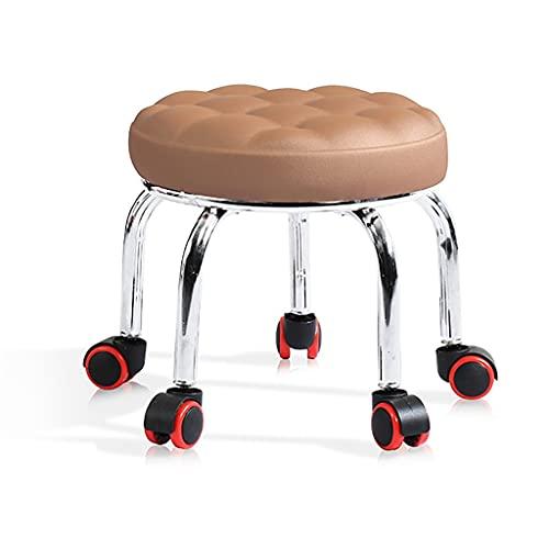 QFbp Taburete para pedicura, polea de manicura, asiento de pan, sofá otomano, juego de niños, pequeño banco de 33 x 32 cm