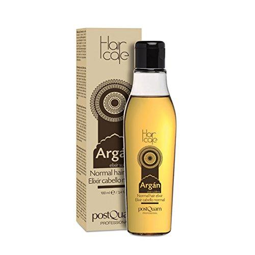 Postquam - Hair Care | Huile d'Argan Sublime pour Cheveux Normaux - 100 Ml