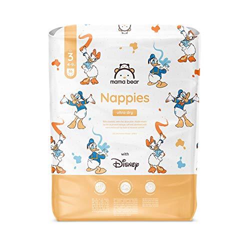 Mama Bear - Disney - 172 Ultra Dry Nappies - Size 3 (4-9 kg)