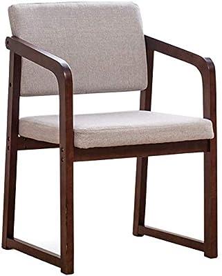 Set di 2 sedie da Pranzo in Colore Beige Clayton: Beliani