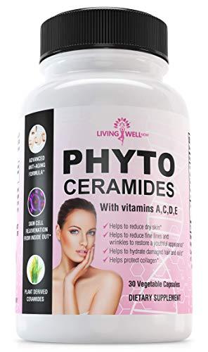 Phytoceramides Skincare with Oryza Ceramide-PCD