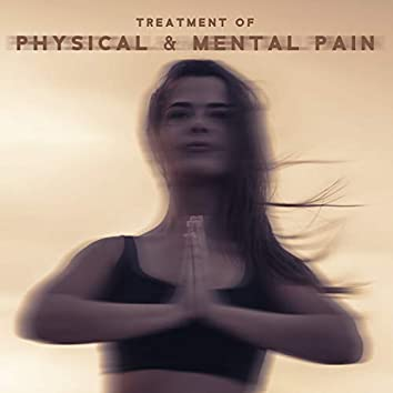 Relaxing Pain Relieving Meditation. Treatment of Physical & Mental Pain
