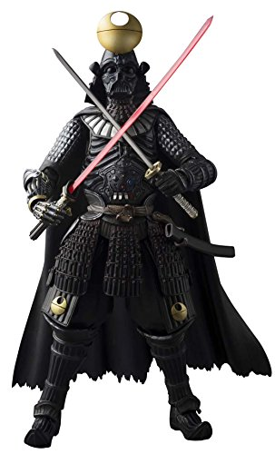 BLUEFIN Bandai Tamashii Nations Meisho Movie Realization Samurai General Darth Vader Death Star Armor Action Figure