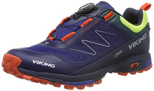 Viking Anaconda Light Boa GTX, Zapatos de Low Rise Senderismo Unisex Adulto, Azul (Dark Blue/Navy 7605), 39 EU