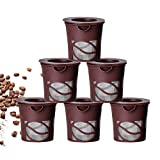 1 X SIX Pack Handy Cups Reusable K-cups for Keurig Machines