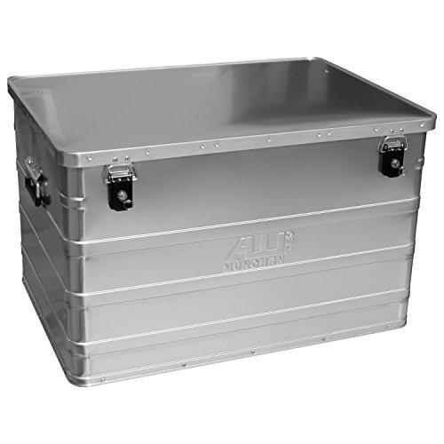 Alukoffer Alubox Lagerbox Alukiste Kiste 184 Liter - B184