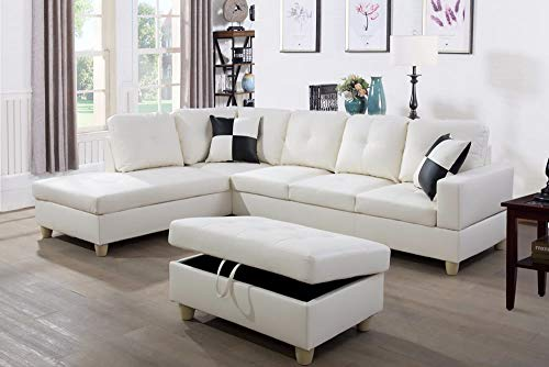 LifeStyle Furniture 3PC Sectional