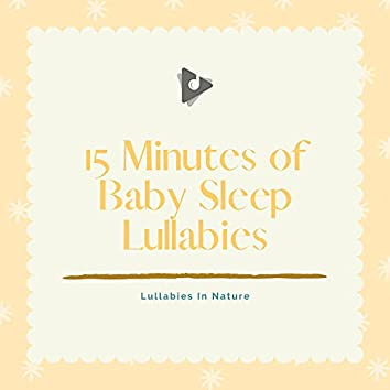 15 Minutes of Baby Sleep Lullabies