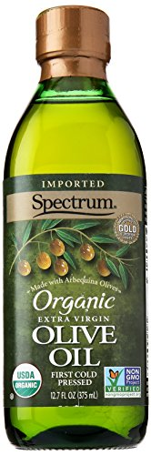 Spectrum Organic Extra Virgin Olive Oil, 12.7 Oz