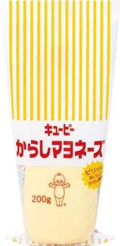 キユーピー からしマヨネーズ200g×5本