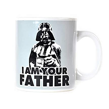 Star Wars I Am Your Father Mug