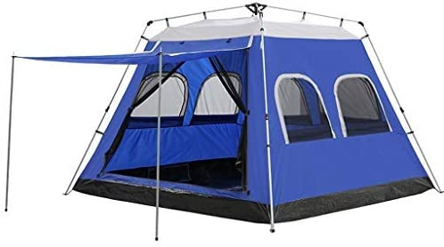 Zxyan Tent Windproof Waterproof Camping Today's only Automati Award 5-8 Person