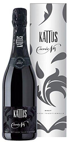 6x Kattus - Cuvée No. 1 Brut, Flaschengärung - 750ml
