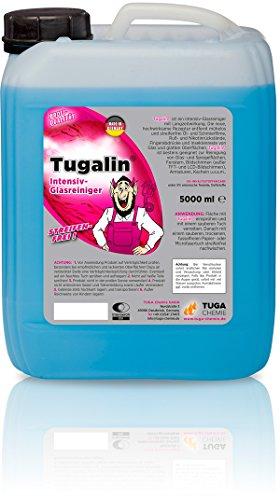 TUGA CHEMIE TL-5-D Glasreiniger Kanne 5 L, 5 Kg