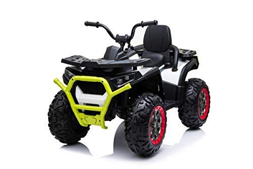RV-Parts Kinderquad Elektroquad Elektro Quad ATV Kinder Auto ATV Quad Geländewagen 2x35W 12V